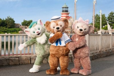 duffy's heartwarming days tokyo disney resort