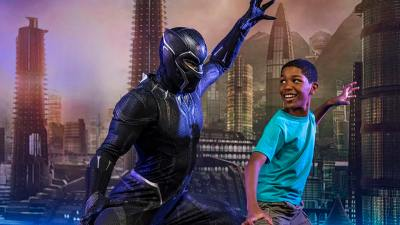 black panther disneyland disney california adventure