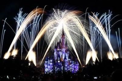 Celebrate the Magic Fireworks Show | Extinct Disney World Attractions
