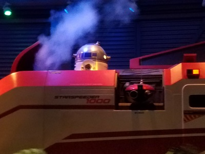 Star Tours – The Adventures Continue (Disneyland)