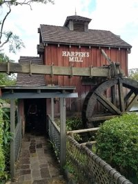 Tom Sawyer Island (Disney World Attraction)
