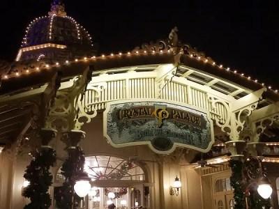 The Crystal Palace (Disney World)
