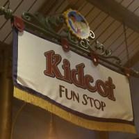 Kidcot Fun Stops (Disney World Activity)