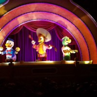 Gran Fiesta Tour Starring The Three Caballeros (Disney World)