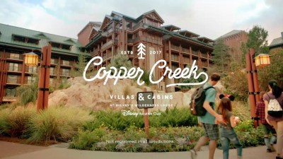 Copper Creek Villas & Cabins at Disney's Wilderness Lodge (Disney World)