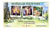 Disney Launches National Recreation and Park Association Grant Program