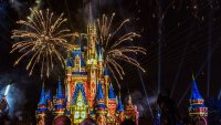 Happily Ever After Fireworks Show (Disney World)