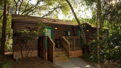The Campsites at Disney's Fort Wilderness Resort (Disney World)