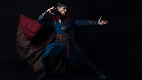 doctor strange disney california adventure