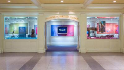American Heritage Gallery (Disney World Attraction)