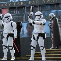 Star Wars A Galaxy Far Far Away (Disney World)