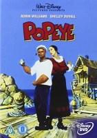 Popeye (1980 Disney Movie)