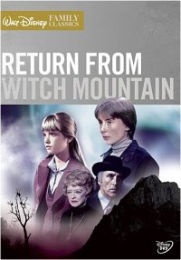 Return From Witch Mountain (1978 Movie)