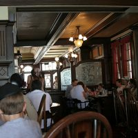Rose & Crown Dining Room (Disney World)