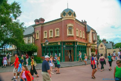 Rose & Crown Pub (Disney World)