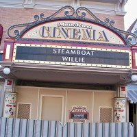 Main Street Cinema (Disneyland)