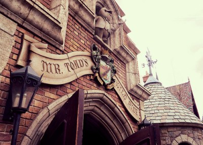 Mr Toad's Wild Ride (Disneyland)