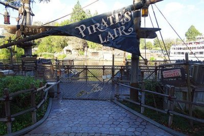 Pirate's Lair on Tom Sawyer Island (Disneyland)