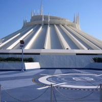 Space Mountain (Disneyland)