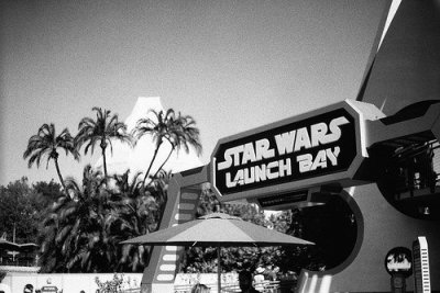Star Wars Launch Bay (Disneyland)