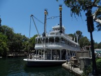 Mark Twain Riverboat (Disneyland)