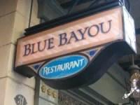 Blue Bayou Restaurant (Disneyland)