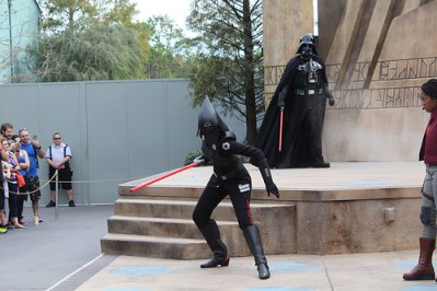 Jedi Training: Trials of the Temple (Disneyland)