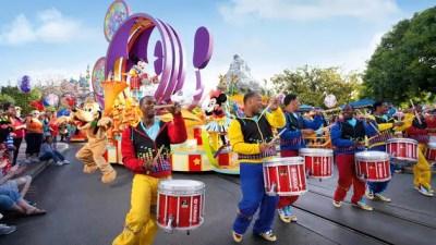 Mickey's Soundsational Parade (Disneyland Park)
