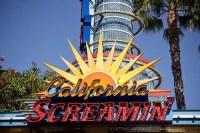 California Screamin - Extinct Disneyland Rides
