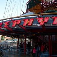 Golden Zephyr (Disneyland)