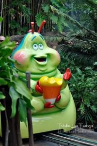 Heimlichs Chew Chew Train | Extinct Disneyland