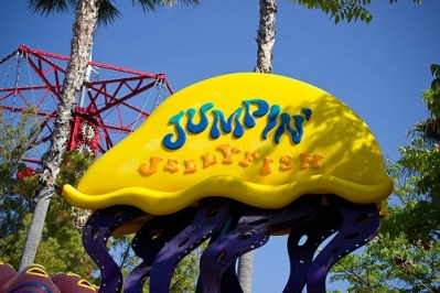 Jumpin Jellyfish (Disneyland)