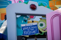 Monsters Inc Mike & Sulley to the Rescue (Disneyland)