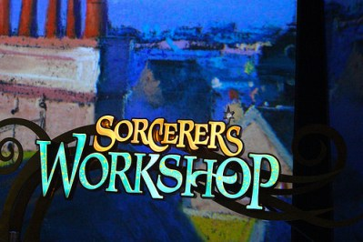 Sorcerers Workshop (Disneyland)