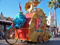 Pixar Play Parade (Disney California Adventure)
