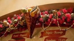 Clarabelle's Hand Scooped Ice Cream disneyland