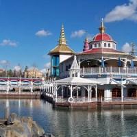 Cove Bar - Extinct Disneyland Attractions