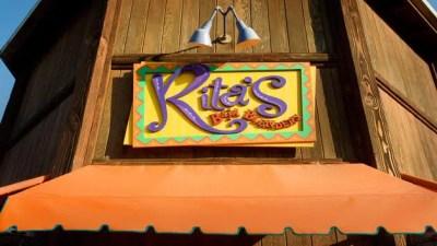 Rita's Baja Blenders (Disneyland)