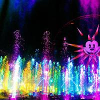World of Color Dessert Party