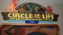 The Circle of Life Disney World