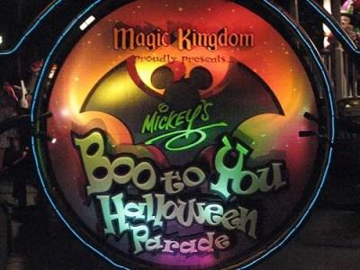 Mickey's Boo to You Parade (Disney World)