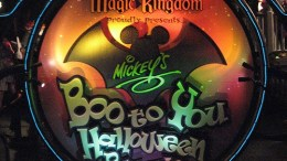 Mickey's Boo to You Parade