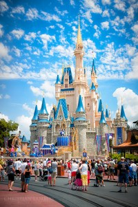 Cinderella Castle (Disney World Attraction)
