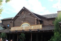 Frontierland Shootin' Arcade (Disney World Attraction)