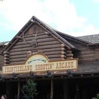Frontierland Shootin' Arcade (Disney World Attraction)