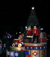 Mickey's Once Upon a Christmastime Parade (Disney World)