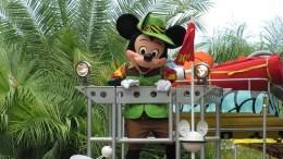 Mickey's Jammin Jungle Parade (Disney World)