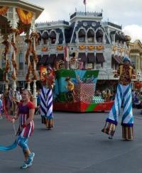 Move It! Shake It! Dance and Play It! Parade | Extinct Disney World