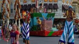 Move It! Shake It! Dance and Play It! Parade (Disney World)