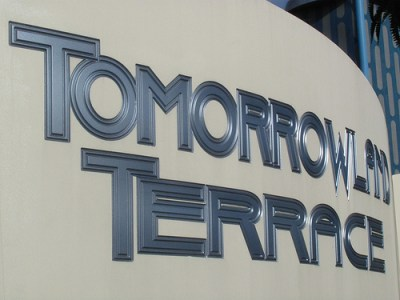 Tomorrowland Terrace Restaurant (Disney World)